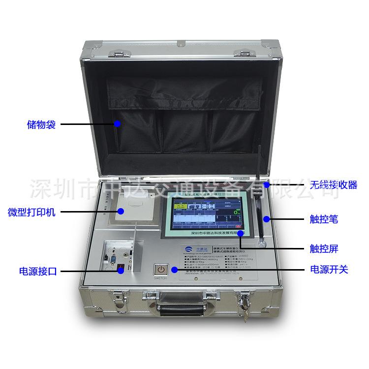便攜超限檢測儀8