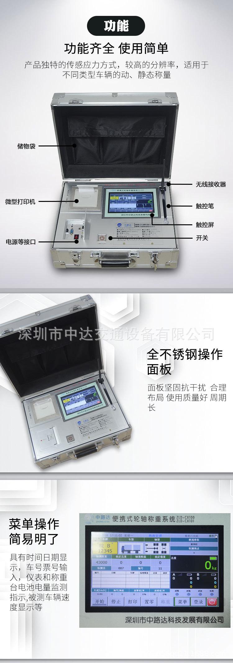便攜超限檢測儀9