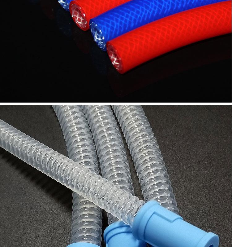 编织硅胶管2