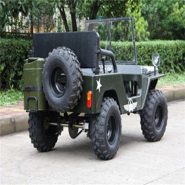 二戰款全地形車2