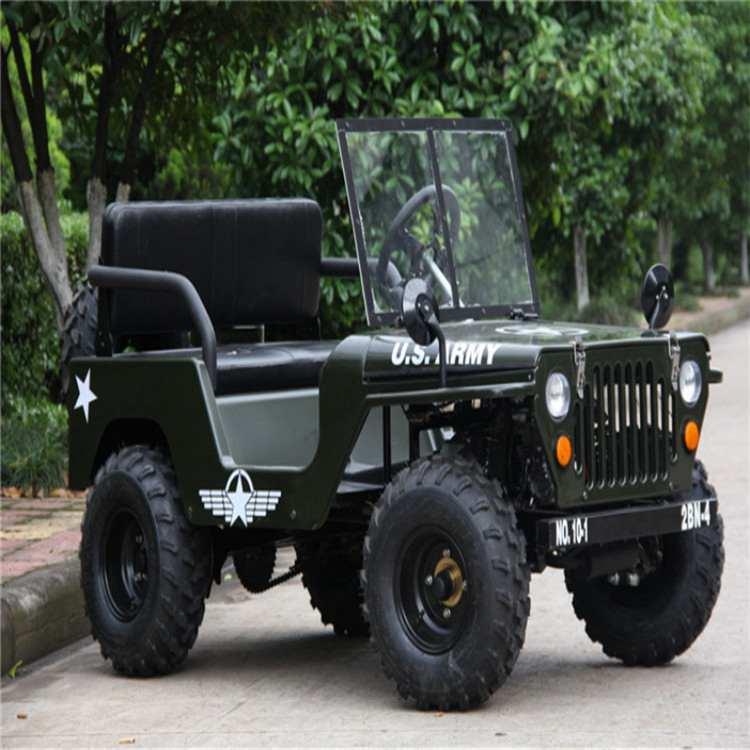 二戰款全地形車3