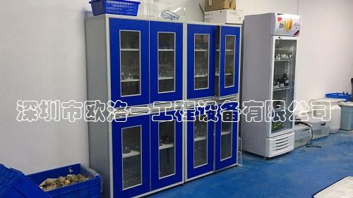 铝木器皿柜3
