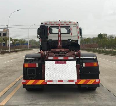 东风天龙国六垃圾车3