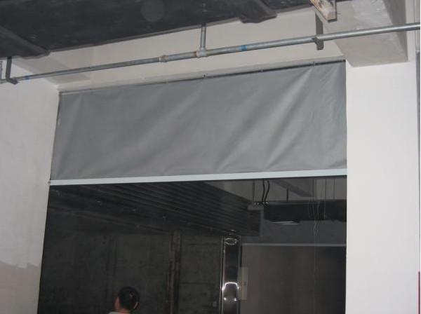 活动式挡烟垂壁4