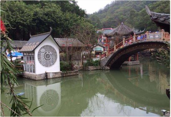 东莞附近有哪些好玩的旅游景点
