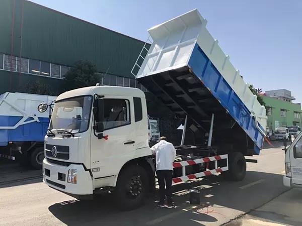 betvictor APP对接垃圾车12立方3