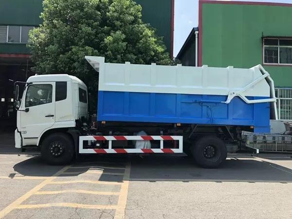 betvictor APP对接垃圾车12立方4