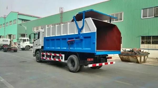 betvictor APP对接垃圾车12立方5