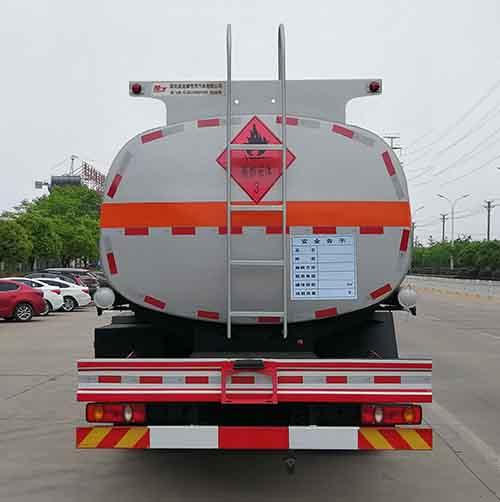 东风天锦国六12立方运油车3