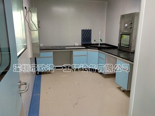 实验室边柜4