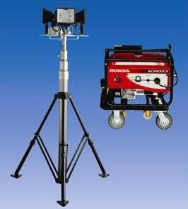 SFD3000B便携式升降工作灯2