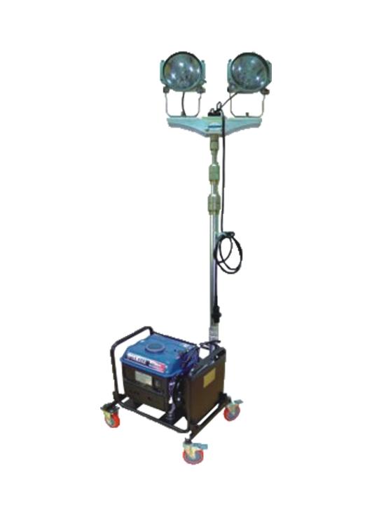 SFD3000B便携式升降工作灯5