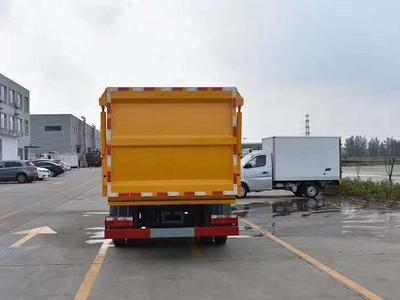 5方东风小多利卡自装卸挂桶垃圾车5
