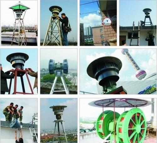 Electric siren Application