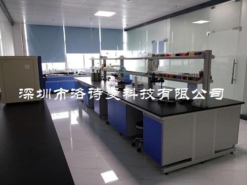 钢木实验台柜6