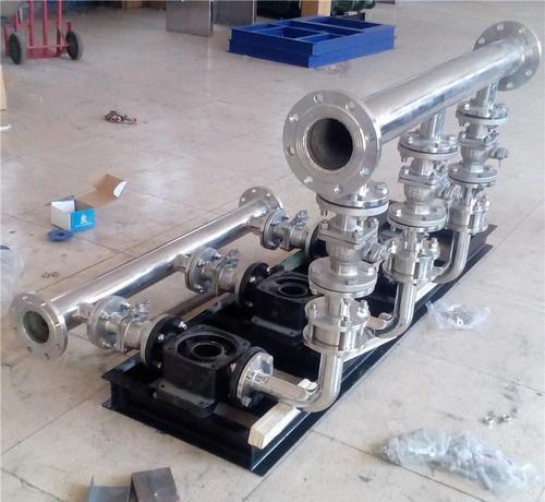 水泵全套不锈钢管路机组