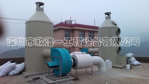 化工厂通风柜1