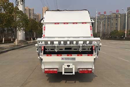 东风多利卡4立方5立方压缩垃圾车4