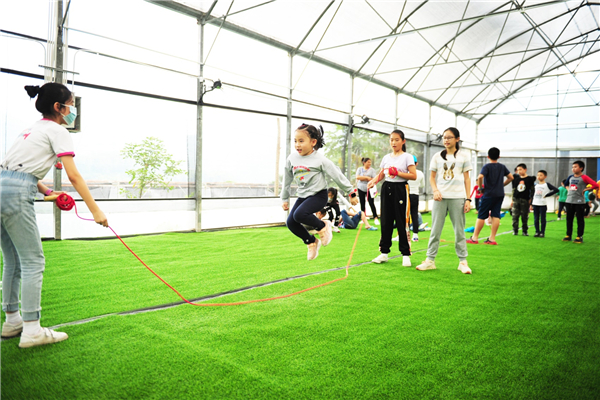 趣味活動-跳繩