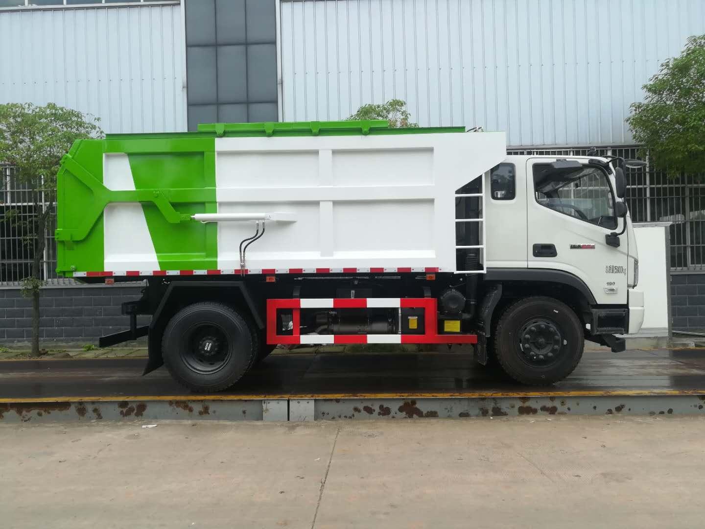 福田瑞沃垃圾车3