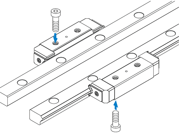 HR型导轨滑块重负荷型