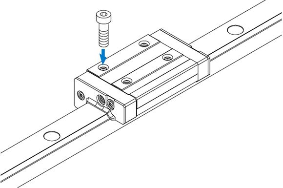 GSR-T型型导轨滑块