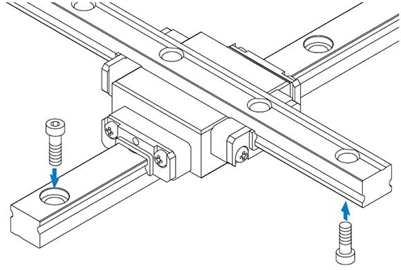 MX型导轨滑块