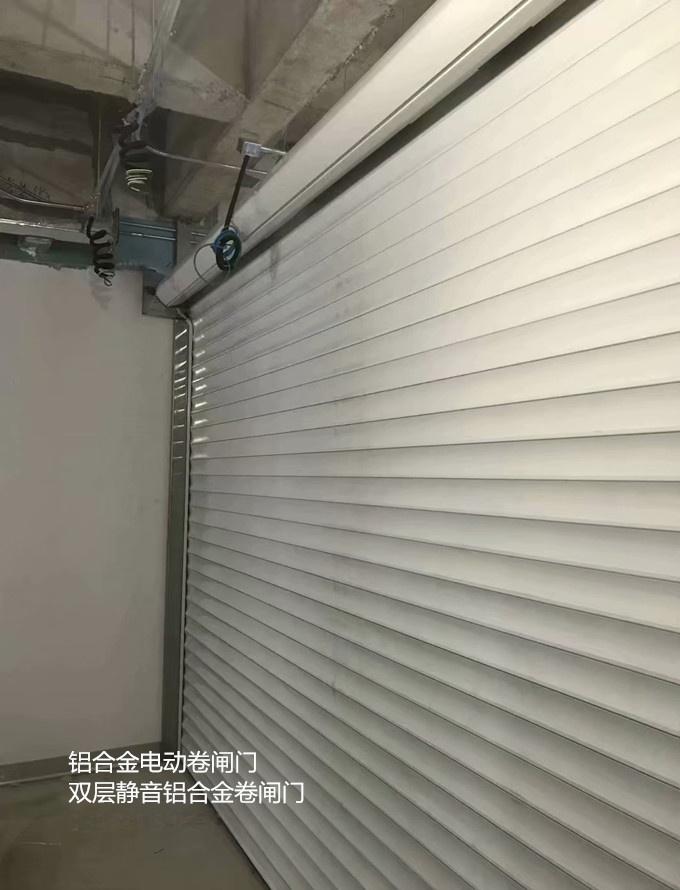 铝合金电动门