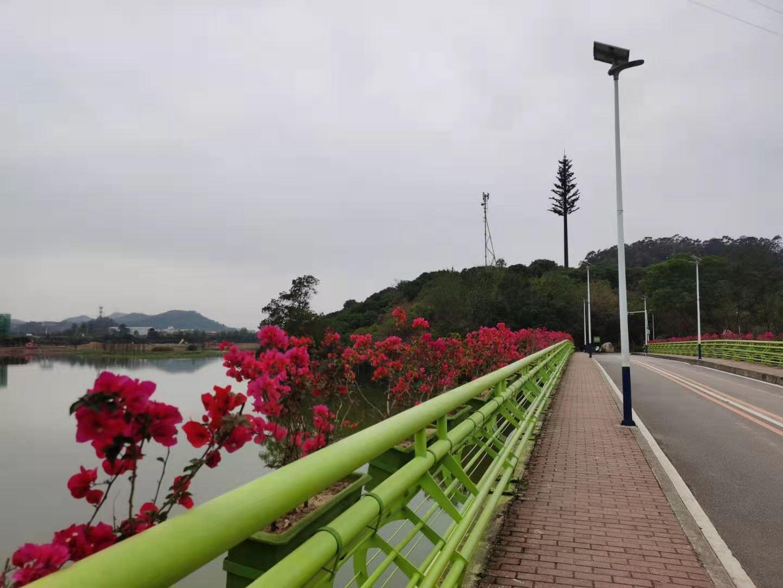 深圳农家乐-乐水山庄水库风景