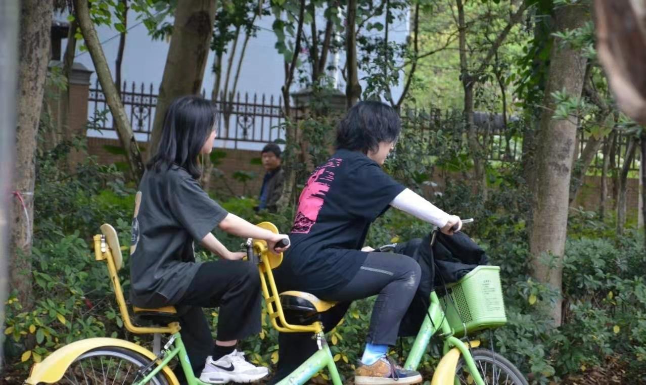 深圳农家乐-乐水山庄绿道骑行