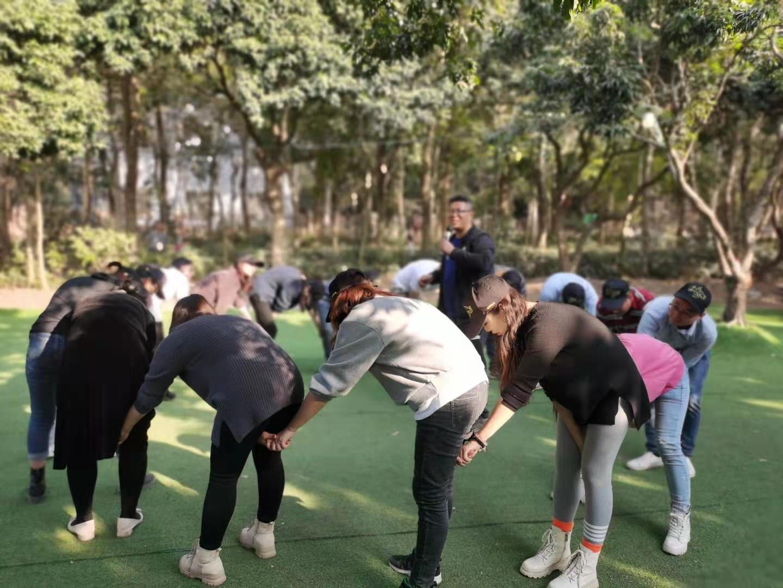 深圳农家乐-乐水山庄团建项目:兔子舞