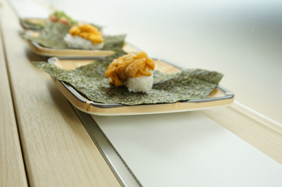 智能回转寿司设备2