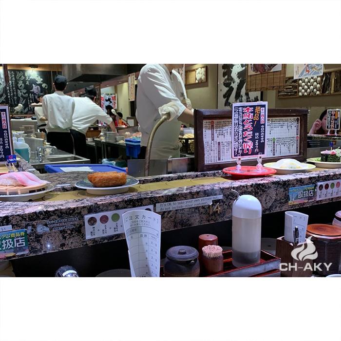 旋转寿司设备5