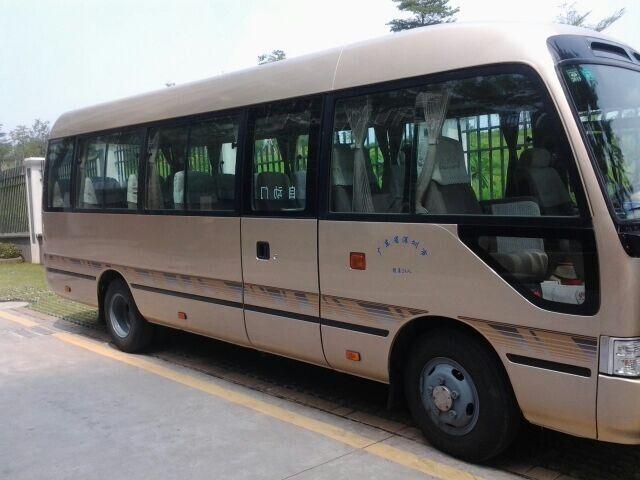 深圳中巴租车