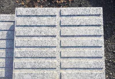 盲道板厂家定制石材花岗岩盲道条盲道砖
