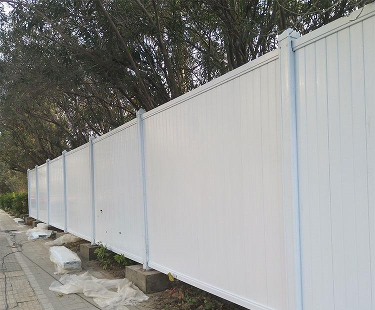 PVC 护栏1
