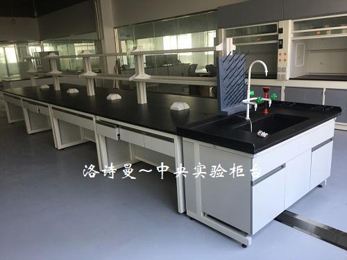 中央实验柜台4