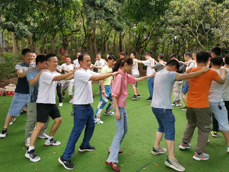 深圳农家乐-乐水山庄团建活动