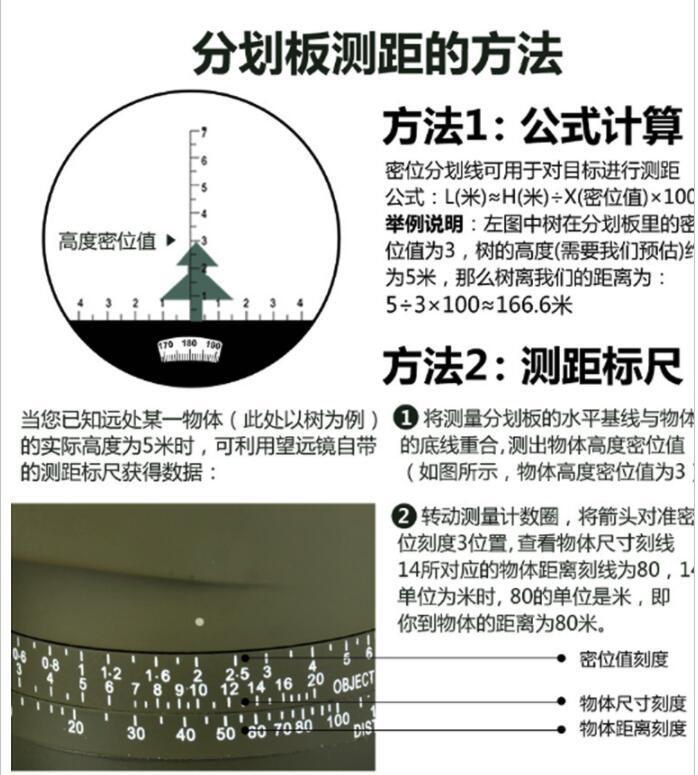 军用望远镜10x503