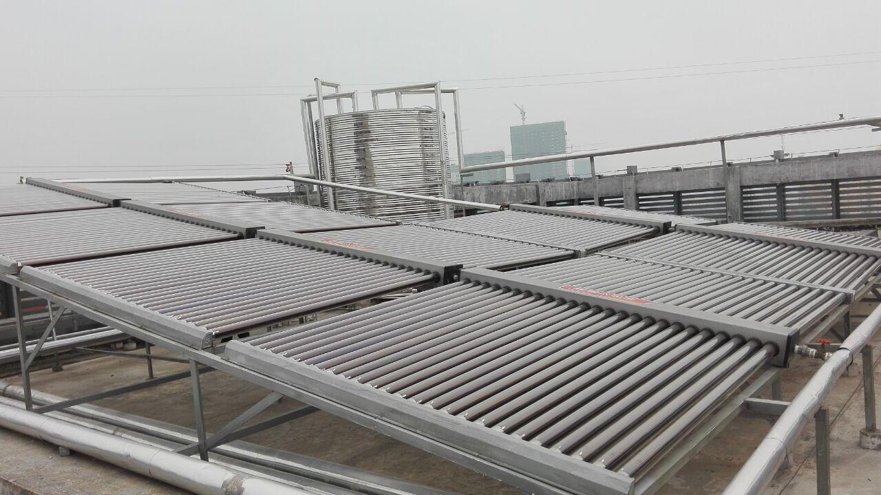 太阳能热水系统工程施工
