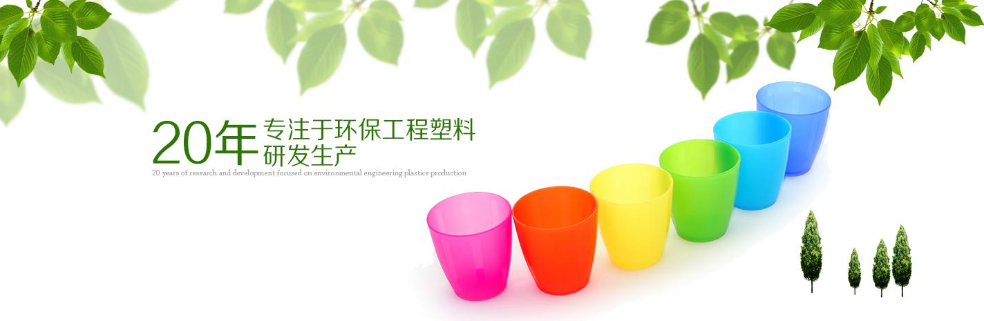 20年专注于环保工程塑料生产
