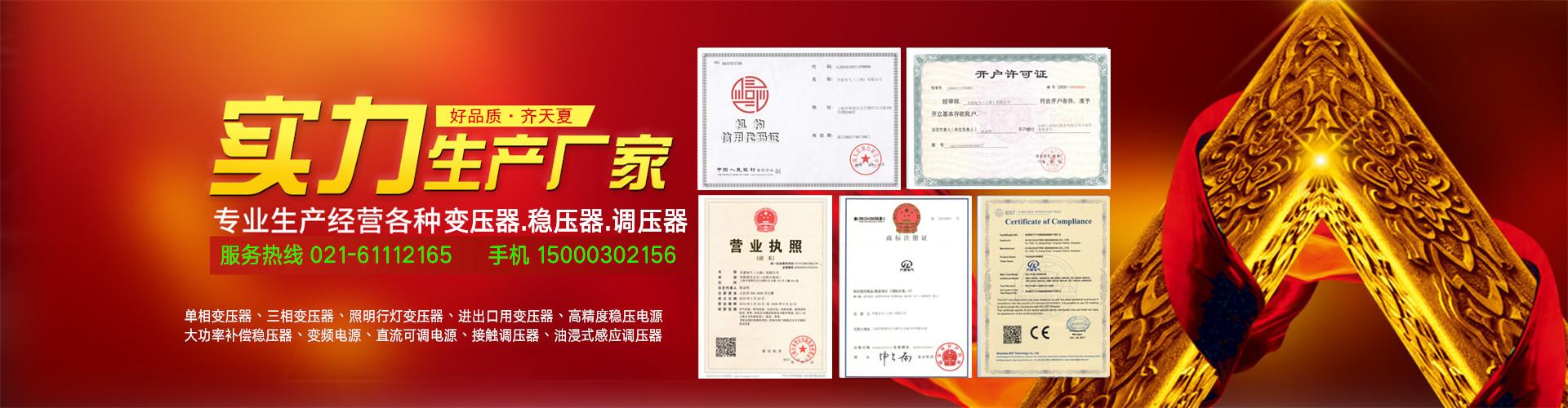 齐夏电气(上海)有限公司