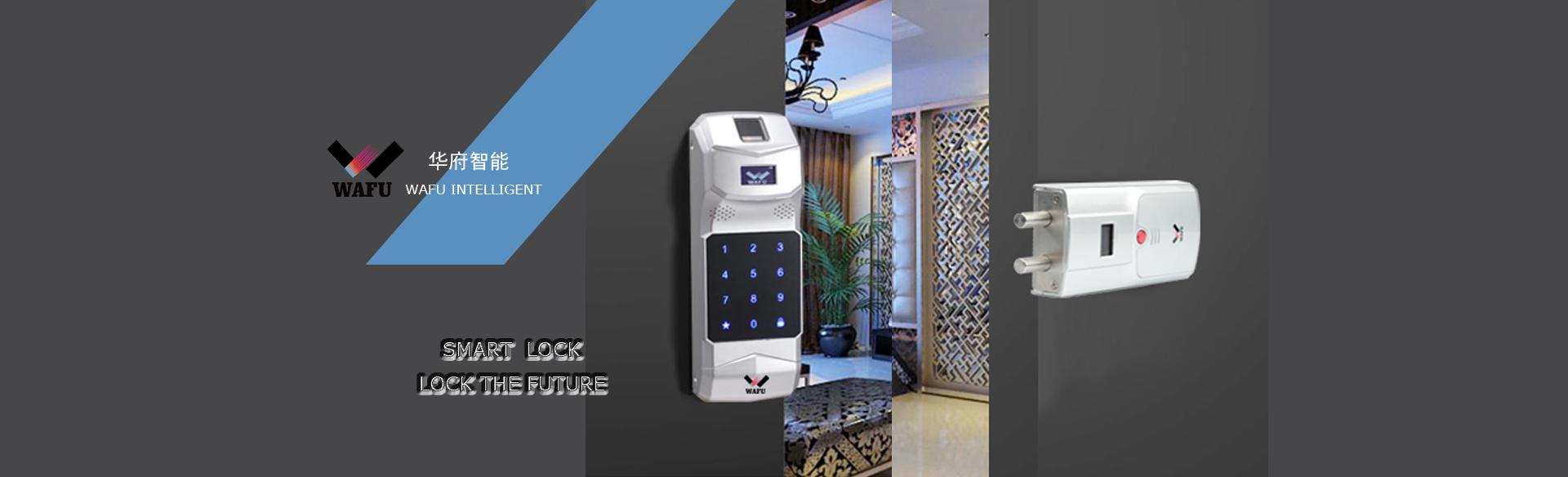 WAFU:fingerprint lock,password lock,code lock,smart lock,intelligent lock,electronic lock,remote loc