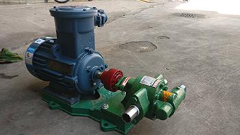 ZYB-55高温渣油泵配防爆电机