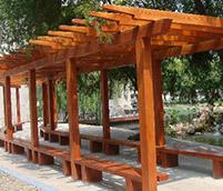 木雕景觀不需特殊保養