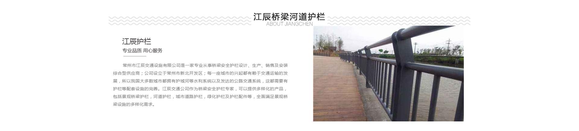 河道护栏「支持定制」景观护栏