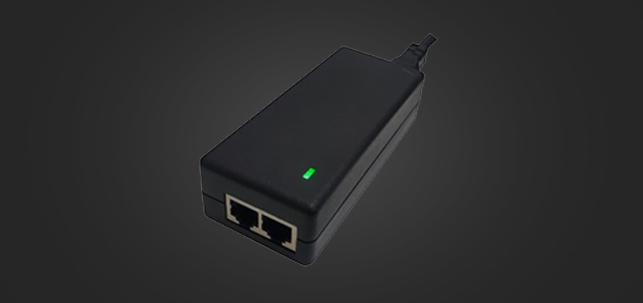 PE30-D 30W桌面式POE供电器