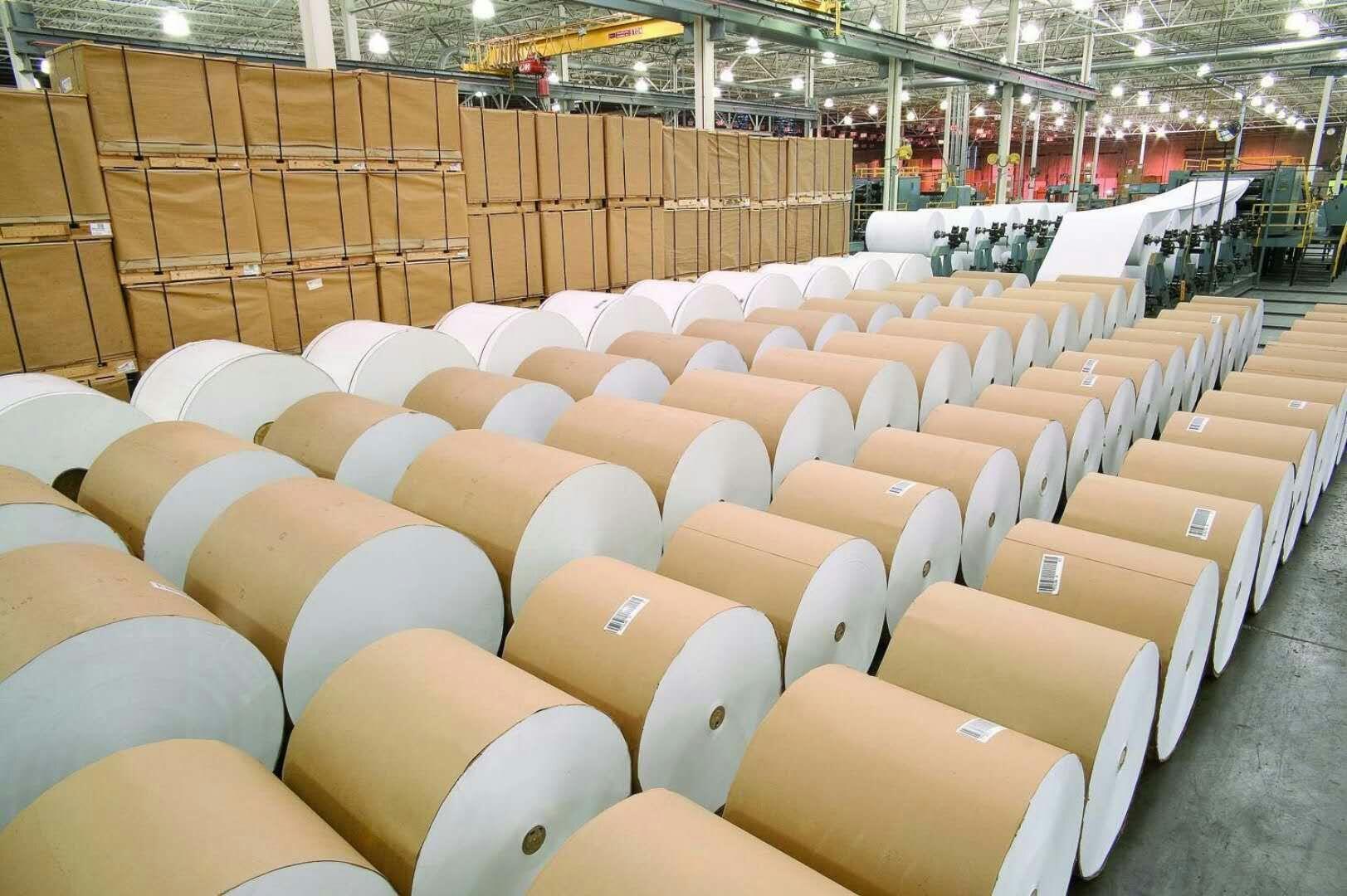 关于迎新纸业