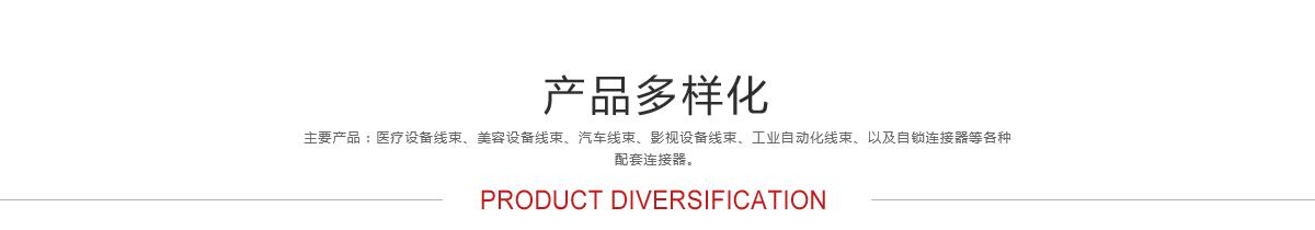 产品多样化标题图
