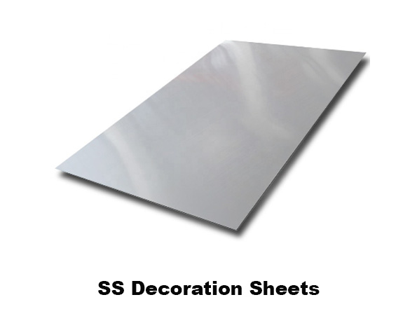 SS Decoration Sheets